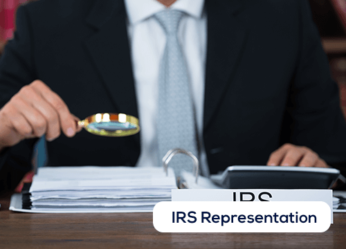 IRS Representation Services