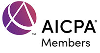 Proudly Associated with AICPA Members